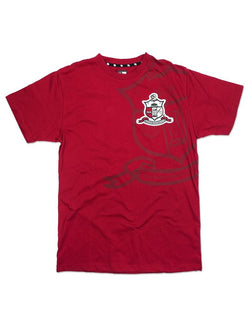 Graphic Tee- Kappa Alpha Psi -Greek_Paraphernalia - M3 Greek