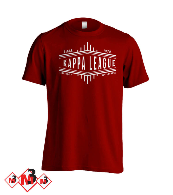 Kappa League Diagonal Tee - M3 Greek