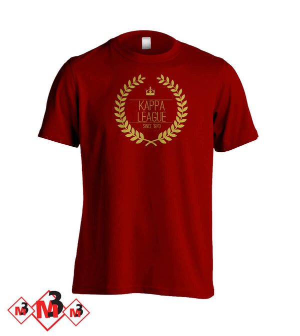 Kappa League Distinguished Tee - M3 Greek
