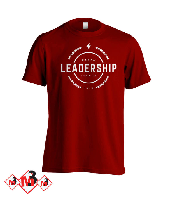Kappa League Leadership Tee - M3 Greek