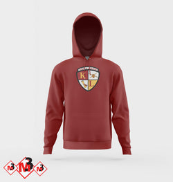 Kappa League Crest Hoodie -Greek_Paraphernalia - M3 Greek