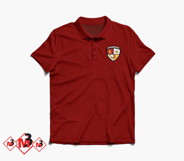 Kappa League Polo -Greek_Paraphernalia - M3 Greek