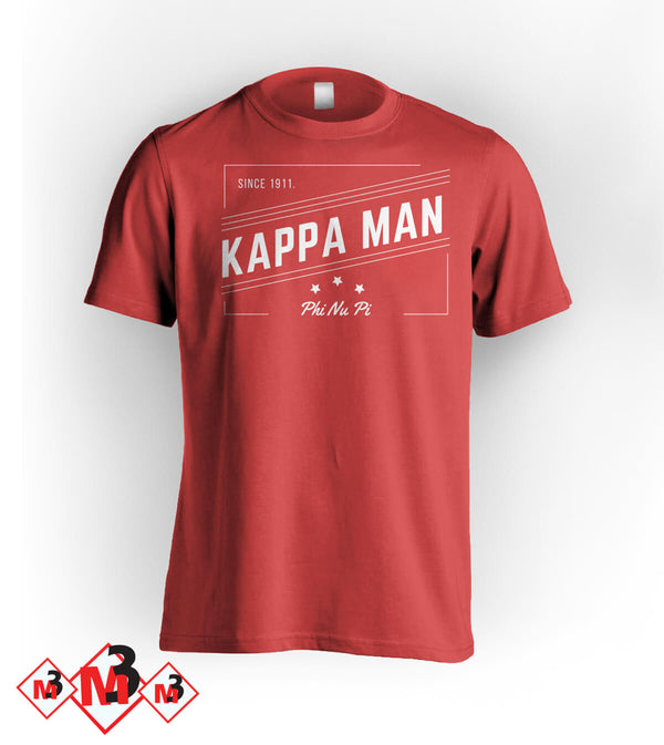 Vintage Kappa Man Tee - M3 Greek
