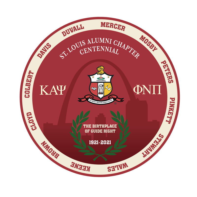 Kappa Centennial Sweatshirt COMING SOON