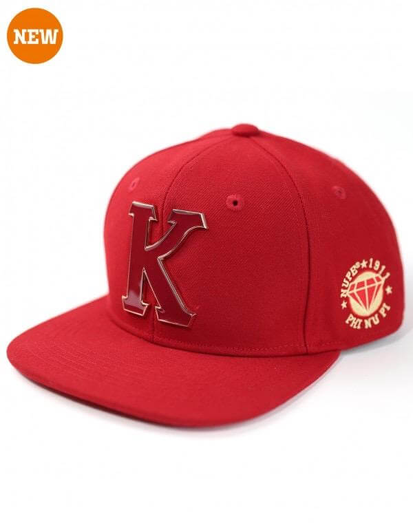 KAP SNAPBACK  Cap- Kappa Alpha Psi -Greek_Paraphernalia - M3 Greek