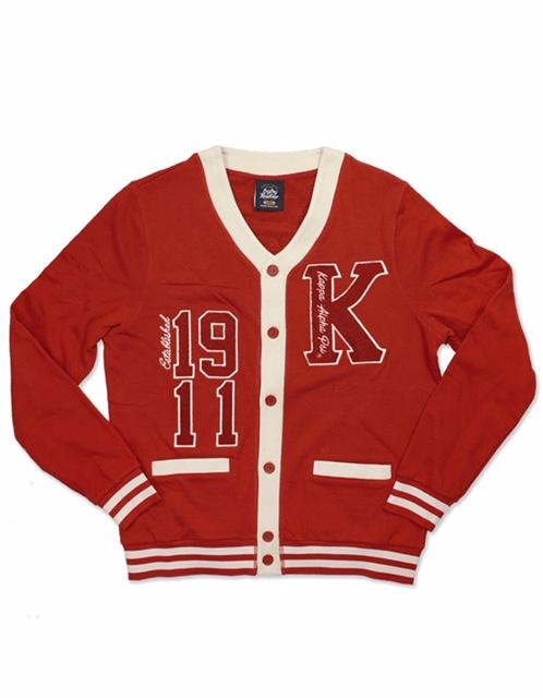 Light Weight Two Color Cardigan - Kappa Alpha Psi -Greek_Paraphernalia - M3 Greek
