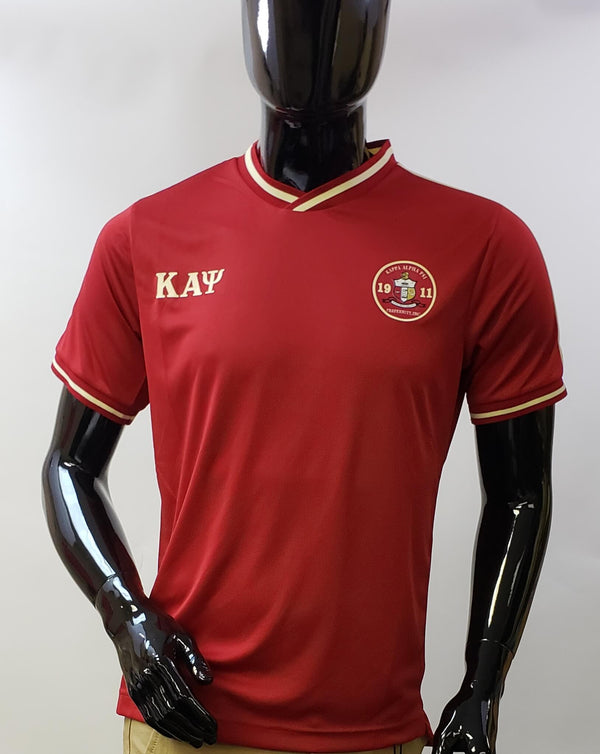 Soccer Jersey -Kappa Alpha Psi -Greek_Paraphernalia - M3 Greek