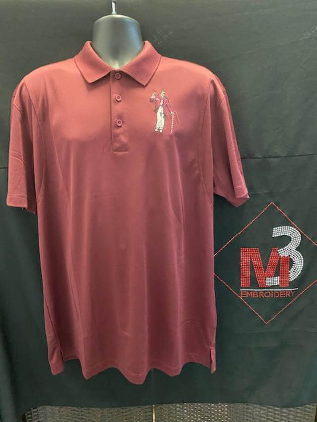 KappaMan Polo - Kappa Alpha Psi. M3GREEK®️ -Greek_Paraphernalia - M3 Greek