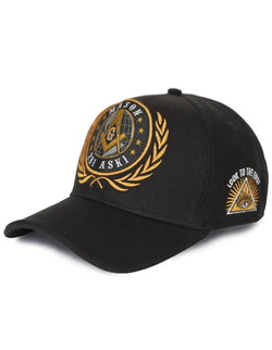 MASON CAP w/Wreath
