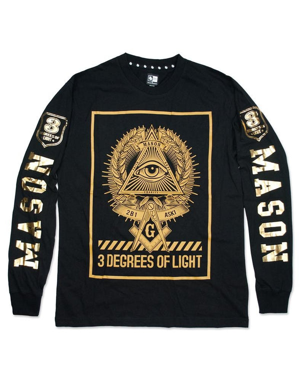 MASON LONG SLEEVE TEE