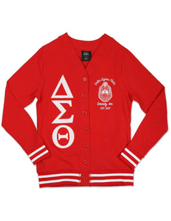 Light weight Cardigan - Delta Sigma Theta®️