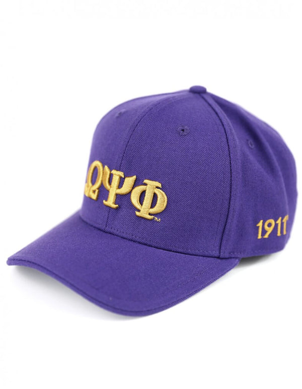 Omega Greek Letter Cap