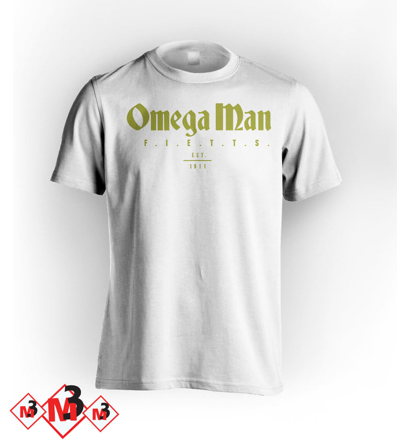 Omega Man Tee  - Omega Psi Phi -Greek_Paraphernalia - M3 Greek