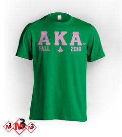 Probate Tee - Alpha Kappa Alpha™ - M3 Greek