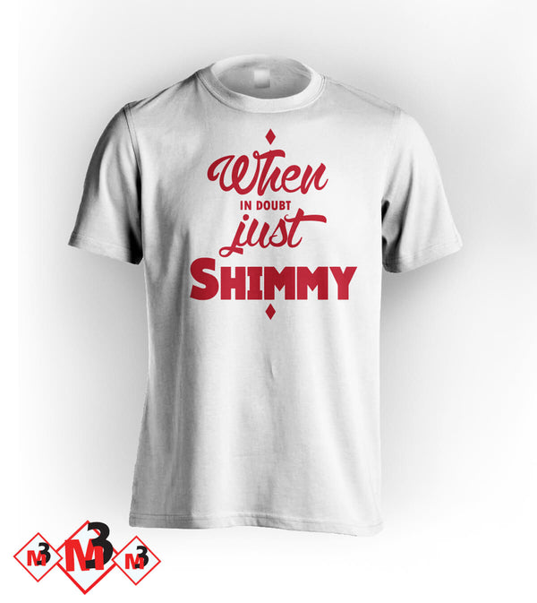 Just Shimmy Kappa Tee - M3 Greek