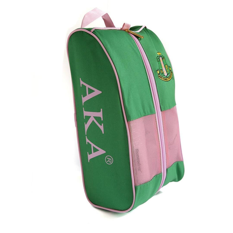 Shoe Bag - Alpha Kappa Alpha®️ -Greek_Paraphernalia - M3 Greek