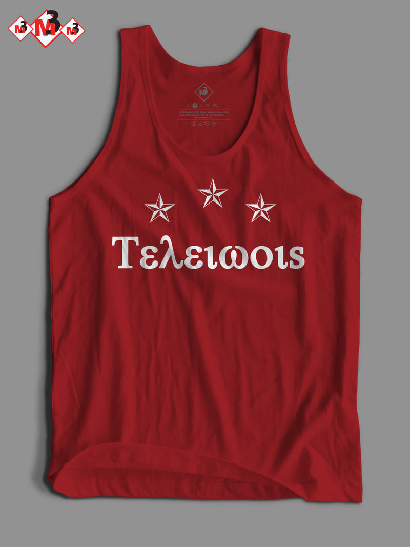 Three Estoiles - Kappa Alpha Psi Tank - M3 Greek