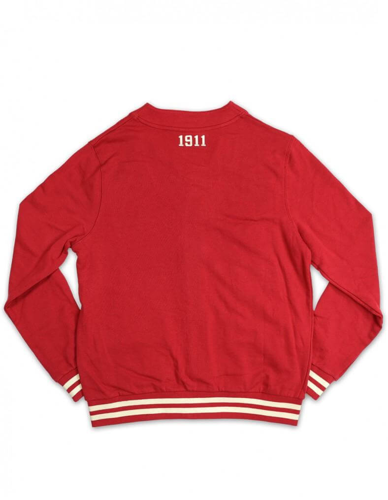 Kappa Alpha Psi-Light Weight Two Color Cardigan