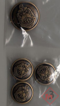 Blazer Buttons - Delta Sigma Theta®️ -Greek_Paraphernalia - M3 Greek
