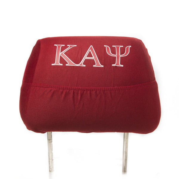 Car Head Rest Covers - Kappa Alpha Psi®️