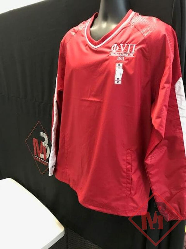 Kappa Wind Shirt - Kappa Alpha Psi -Greek_Paraphernalia - M3 Greek
