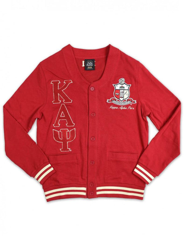 Kappa Alpha Psi- Light Weight Cardigan