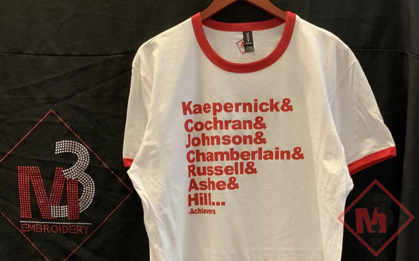 Notable NUPES - Achievers T-Shirt - Kappa Alpha Psi -Greek_Paraphernalia - M3 Greek