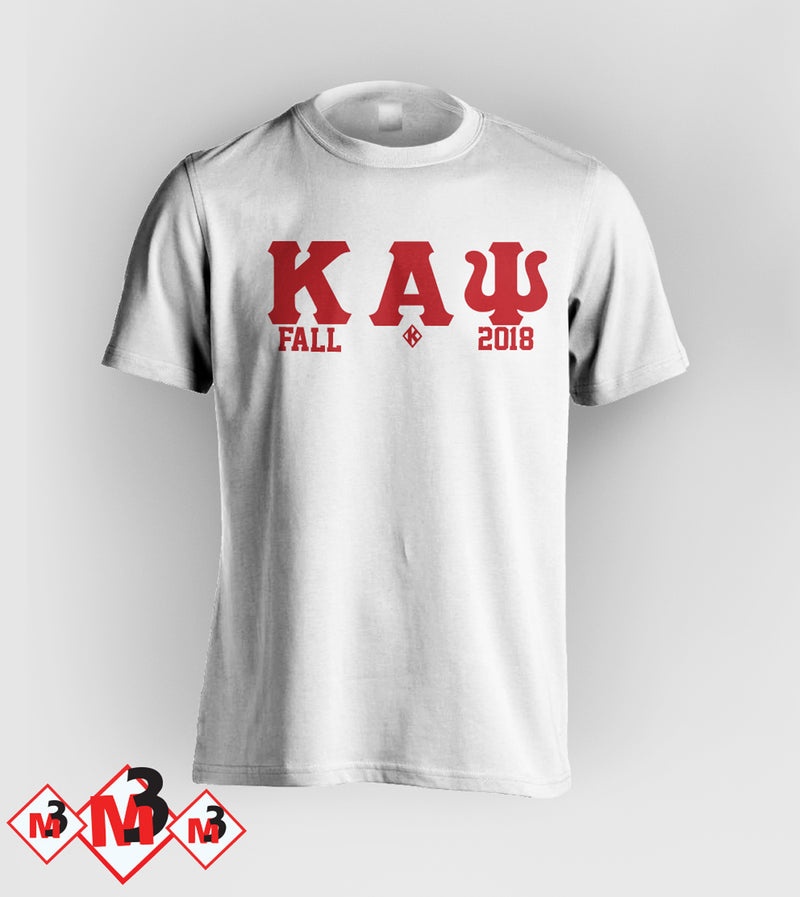 Probate Tee - Kappa Alpha Psi - M3 Greek