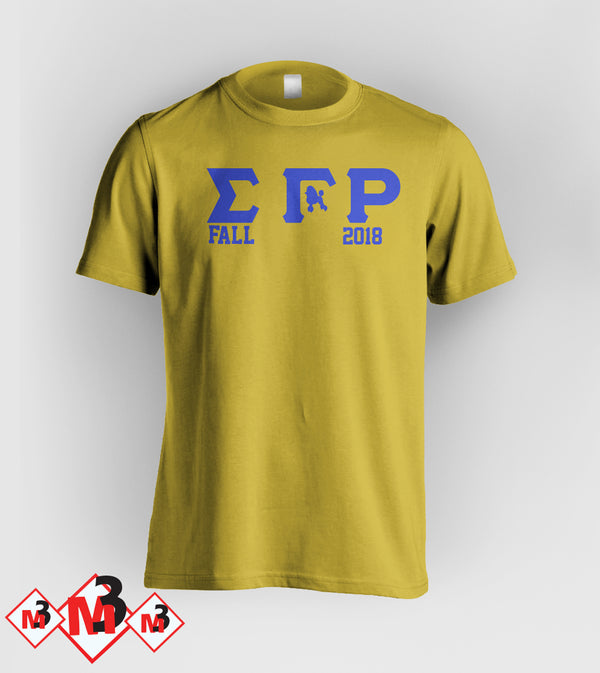 Probate Tee - Sigma Gamma Rho - M3 Greek