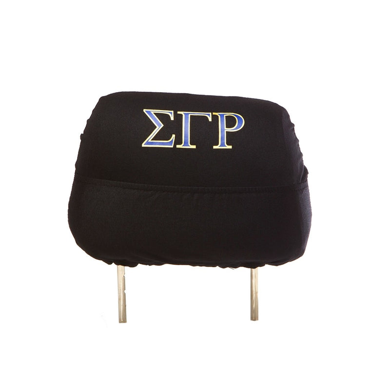 SUV Head Rest Covers - Sigma Gamma Rho
