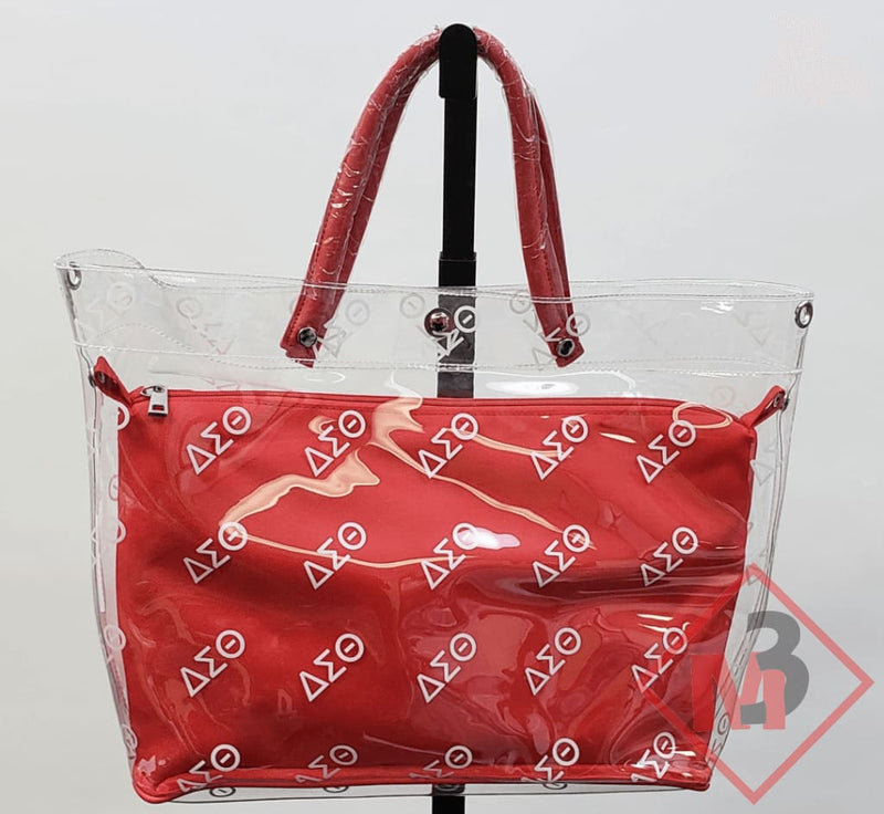 Sorority Stadium Bag - Delta Sigma Theta®️ -Greek_Paraphernalia - M3 Greek