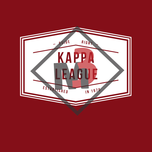 Kappa League Vintage Tee -Greek_Paraphernalia - M3 Greek