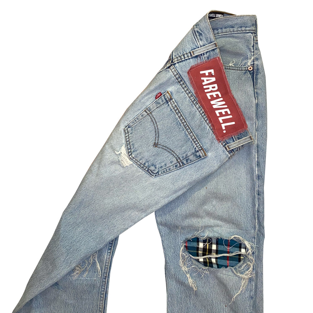 """Acetate"" Vintage Denim"