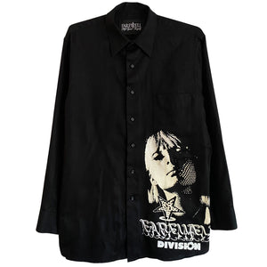 """WRAP YOUR TROUBLES IN DREAMS"" DRESS SHIRT"