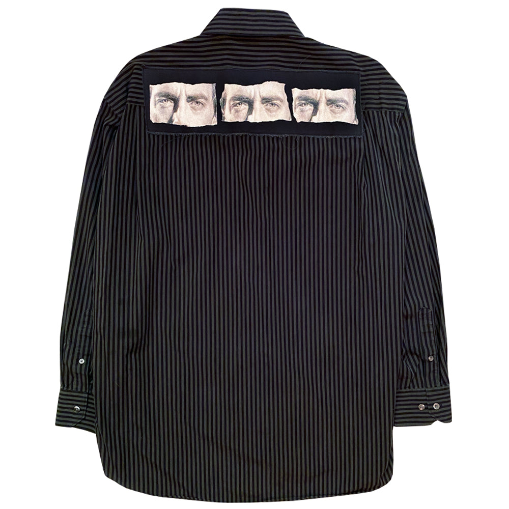 """masochist"" oxford shirt"