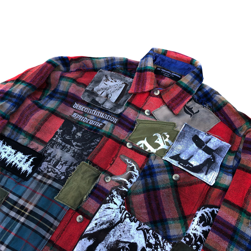 """City of Hornets"" Flannel"