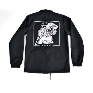 """King of Cedar Road"" Coaches Jacket"