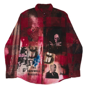 """Deadication"" Flannel 2"