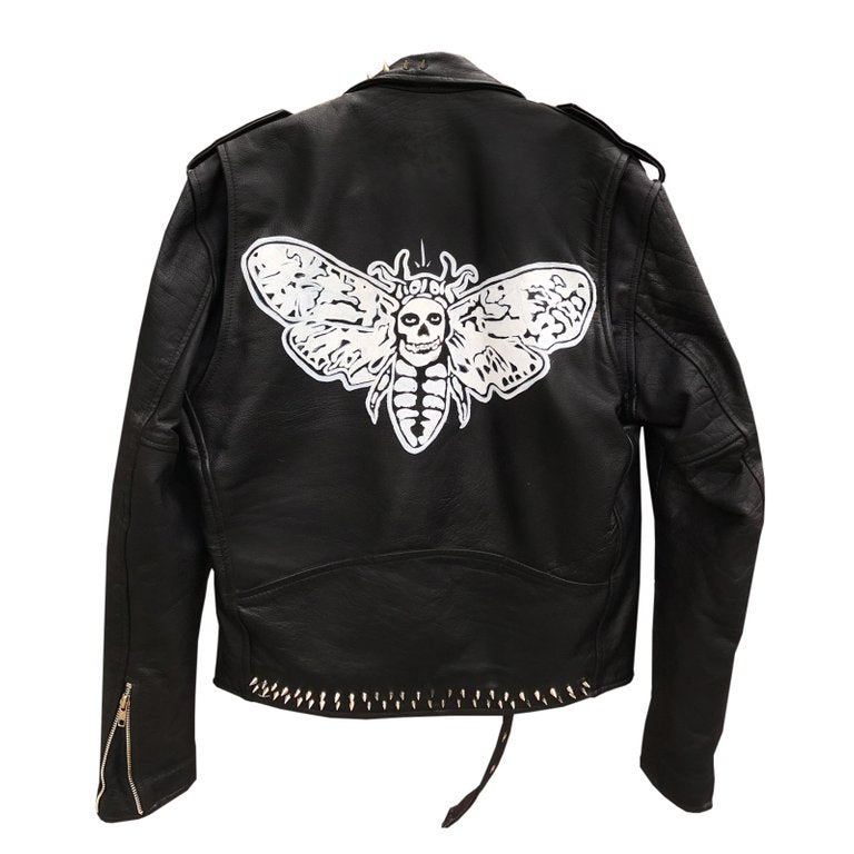 """Bela Lugosi"" Leather Jacket"