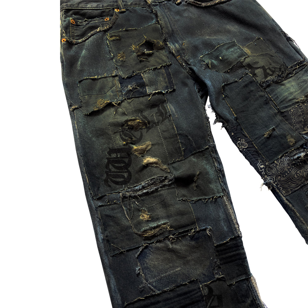 """Tarchycardia"" Denim"