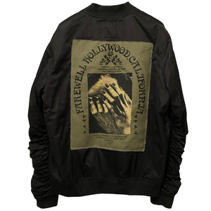"""angel child"" bomber jacket"