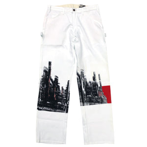 """Cyclical Crisis"" Painters Pant"