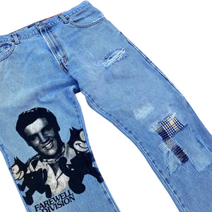 """King of Nothing"" Vintage Denim"