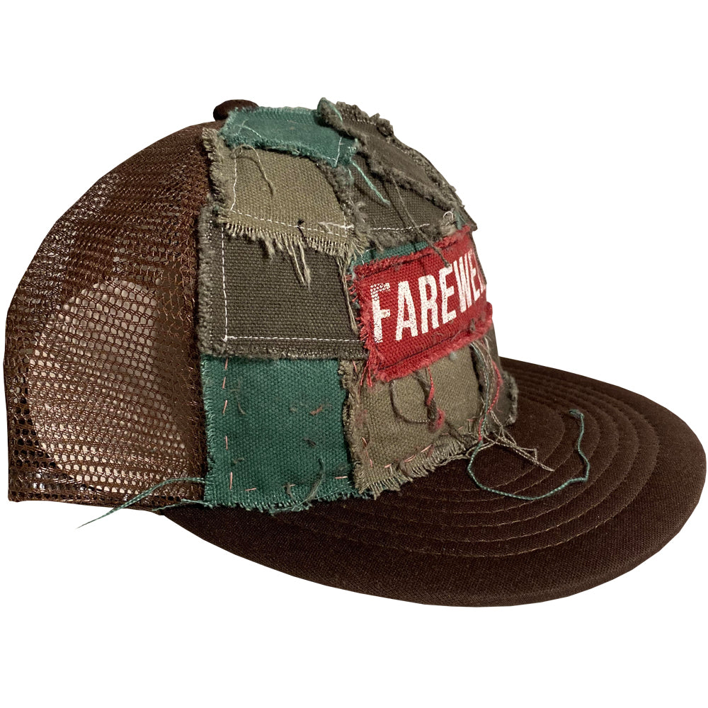 Patchwork Hat III