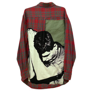 """Isolation"" Flannel"