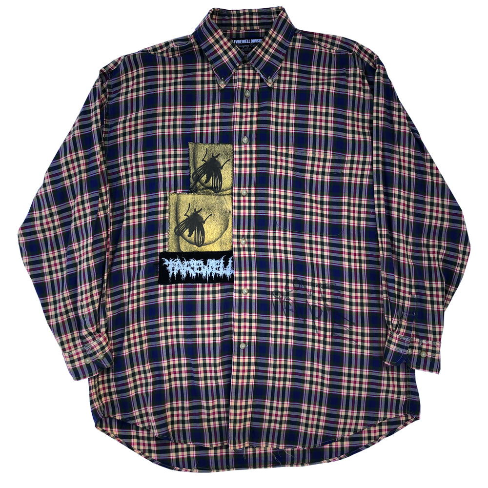 """Love Remote"" Oxford Shirt"