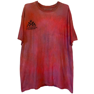 """St.Moritz Hotel"" Hand Dyed Tee"