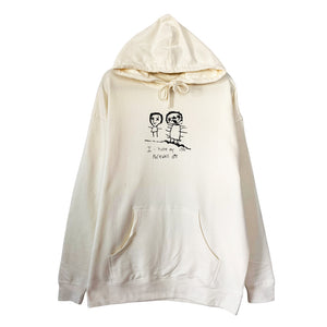 """Existential Child"" Hoodie"