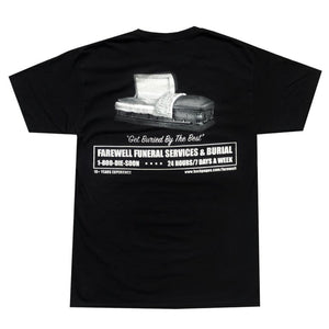 """Death Services"" Tee"