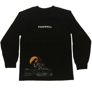 """Quiet Highway"" long-sleeve"